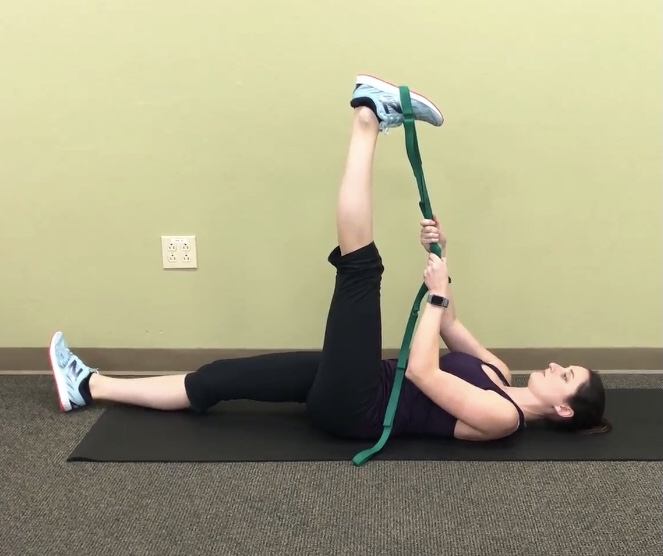 Static Stretches for Runners